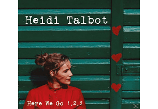 Heidi Talbot - Here We Go 1,2,3 [CD]