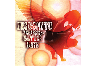 Incognito - In Search Of Better Days (CD)