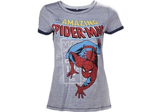 Dames T-shirt - The Amazing Spider-man, maat L | T-Shirt