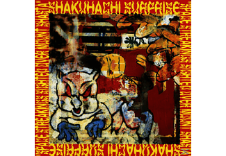 Shakuhachi Surprise - Space Streakings Sighted Over Mount Shasta - (Vinyl)