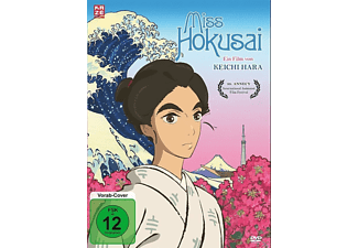 Miss Hokusai (Deluxe Edition) - (Blu-ray + DVD)