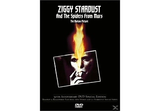David Bowie - Ziggy Stardust-Soundtrack-Stan - (DVD)