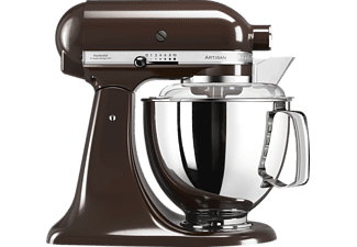 KITCHENAID 5KSM175PSEES, Küchenmaschine, Dunkelbraun