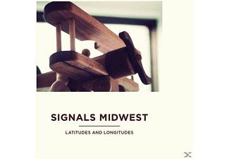 Signals Midwest - Latitudes And Longitudes [Vinyl]