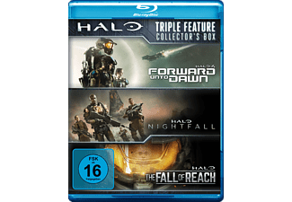 Halo - Triple Feature Collector's Box Limited - (Blu-ray)
