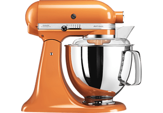 KITCHENAID 5KSM175PSETG, Küchenmaschine, 300 Watt, Orange