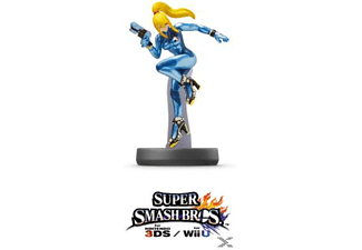 AMIIBO Zero Suit Samus - amiibo Super Smash Bros. Collection Spielfigur