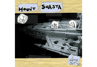 Mount Shasta - Watch Out - (Vinyl)