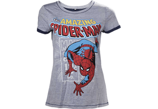 - Dames T-shirt - The Amazing Spider-man, maat S | T-Shirt