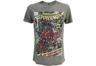 Heren T-shirt - The Amazing Spider-man, maat S | T-Shirt