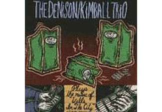 The Denison, Kimball Trio - Walls In The City [Vinyl]
