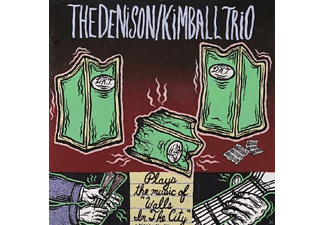 The Denison, Kimball Trio - Walls In The City - (CD)