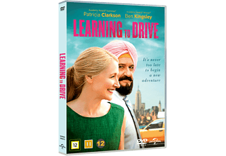 Learning to Drive Drama DVD
