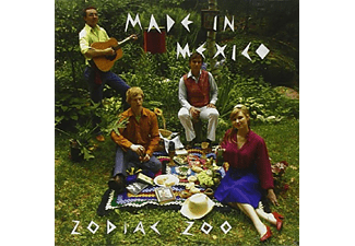 Made In Mexico - Zodiac Zoo - (CD)
