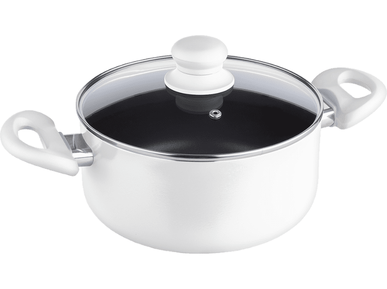 LAMART Κατσαρόλα 3l Λευκή (LT1016) είδη σπιτιού   μικροσυσκευές για το μαγείρεμα   deactivated κατσαρόλες   deactiv