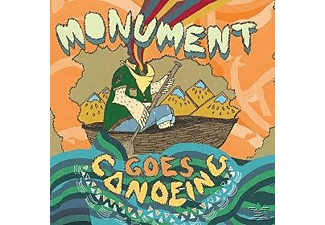 Monument - Goes Canoeing - (Vinyl)
