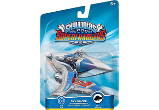 ARAL Skylanders SuperChargers Vehicle Sky Slicer Figür
