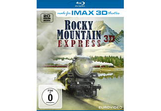 Rocky Mountain Express 3D [3D BD&2D BD, Blu-ray]