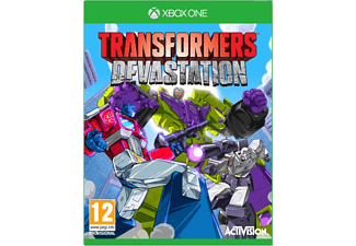 ARAL Transformers Devastation Xbox One Oyun