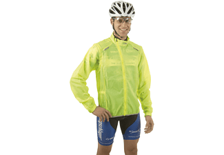 FORMULA CYCLING Winddicht Vest Neon XL