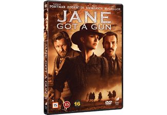 Jane Got a Gun Drama DVD