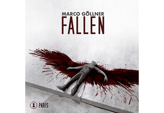 Marco Göllner - Fallen 01: Paris [Horror, CD]