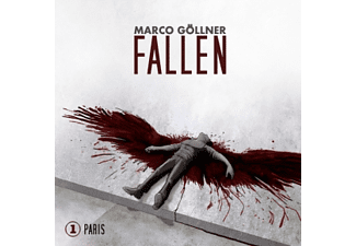Marco Göllner - Fallen 01-Paris - (CD)