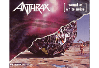 Anthrax - Sound Of White Noise/Stomp442 - (CD)