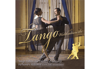 Tango - Orchester Alfred Hause - Tango Weltkulturerbe [CD]