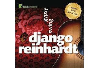 Django Reinhardt - 7days Presents: Django Reinhard - (CD)