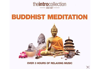 VARIOUS - Buddhist Meditation-Intro Collection - (CD)