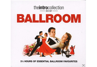 VARIOUS - Ballroom-Intro Collection [CD]