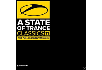 Armin Van Buuren - A State Of Trance Classics 11 (The Full Unmixed Versions) | CD