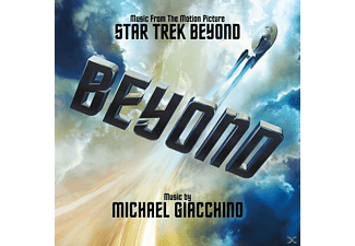 OST/VARIOUS Music From The Motion Picture Star Trek Beyond CD
