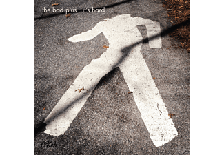 The Bad Plus - It's Hard - (CD)