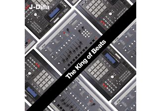 J Dilla - The King Of Beats [CD]