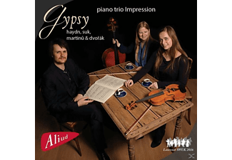 Piano Trio Impression - Gypsy - (CD)