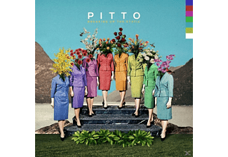 Pitto - Breaking Up The Static - (CD)
