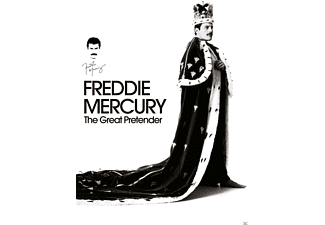 Freddie Mercury - The Great Pretender (DVD)