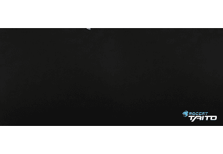 ROCCAT Taito XXL-Size 3mm - Shiny Black Gaming-Mauspad (330 mm x 900 mm)