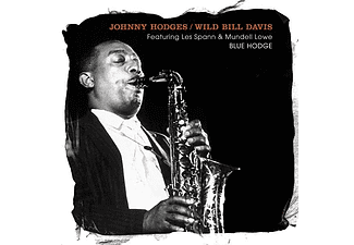 Johnny Hodges, Wild Bill Davis - Blue Hodge (CD)