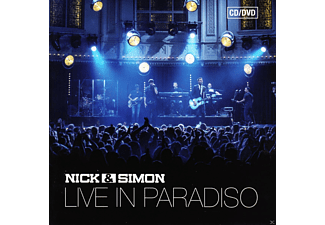 Nick & Simon - Live In Paradiso | CD