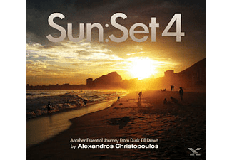 Sun:Set 4 by Alexandros Christopoulos CD