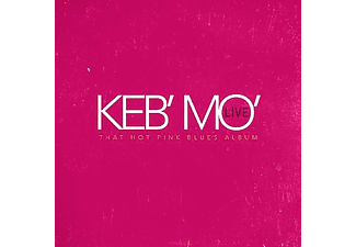 Keb' Mo' - Live - That Hot Pink Blues Album (Vinyl LP (nagylemez))
