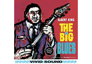 Albert King - The Big Blues (CD)