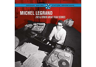 Michel Legrand - Eve & Other Great Film Scores (CD)