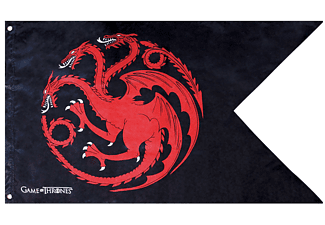 Game of Thrones - Flagge Targaryen