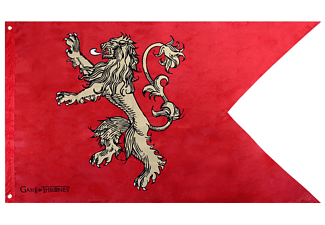 Game of Thrones - Flagge Lannister