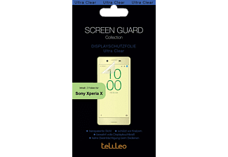 TELILEO Screen Guard Schutzfolie (Sony Xperia X)