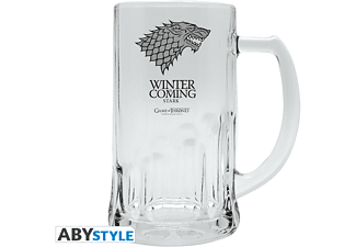 Game of Thrones - Bierglas Stark